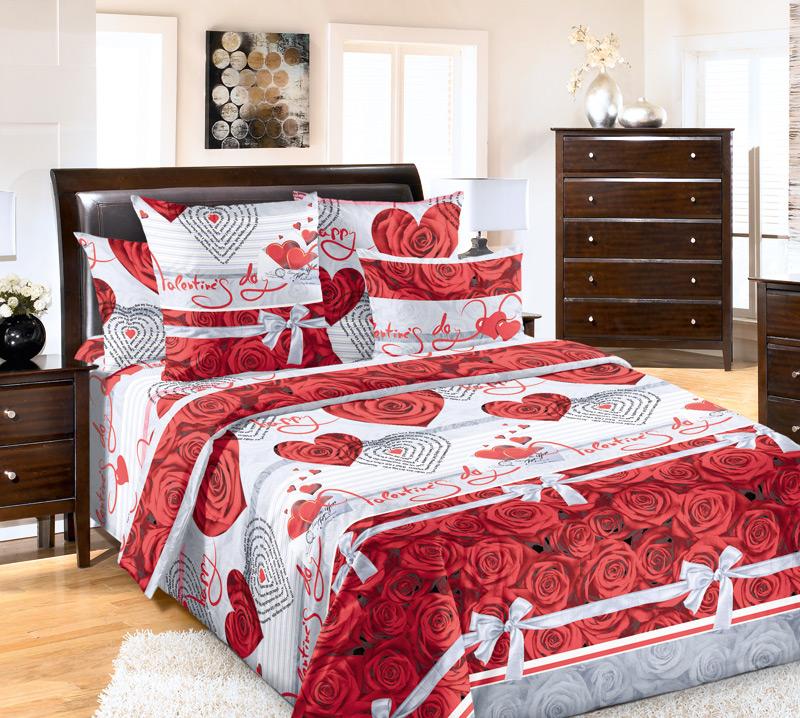 Романтическое постельное белье в интернет магазин Дон Постелло 1e1def578d2
