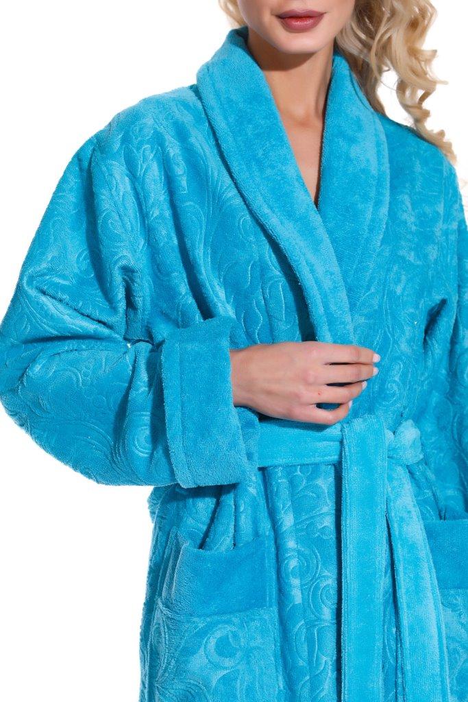 где купить халат женский