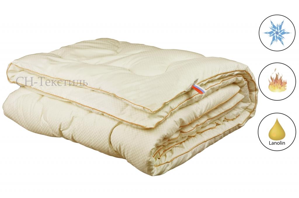 Купить зимнее одеяло из шерсти